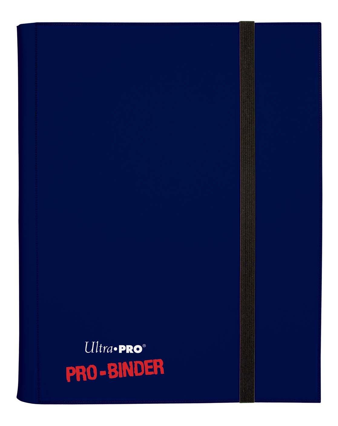 PRO-Binder (9-Pocket Size), Blue