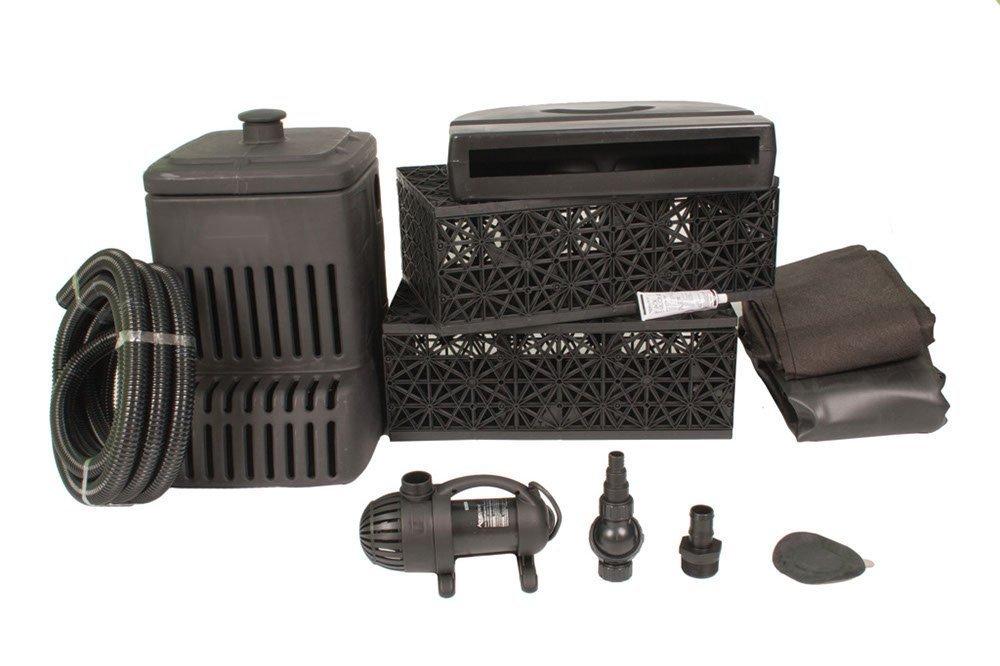 Aquascape Waterfall Kit - 3' - w/ FREE LED 3-Light Kit by Aquascape