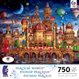 Ceaco Magical World Downtown Jigsaw Puzzle