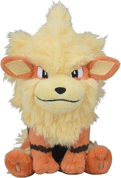 Pokemon Center Original Plush Doll fit HOUNDOOM