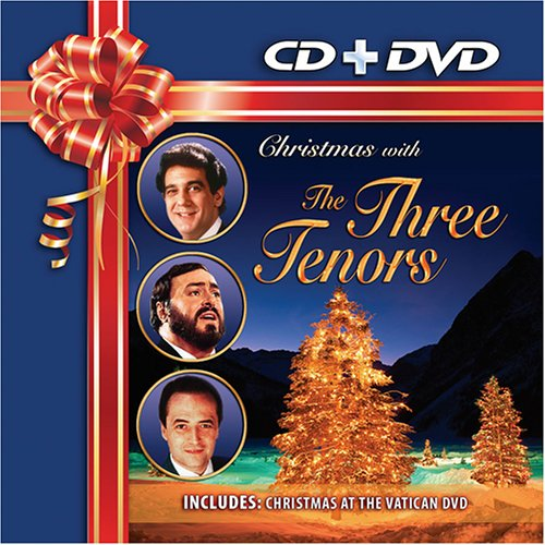 Christmas With the Three Tenors / A Musical Christmas at the Vatican (Three Songs Tenors Christmas The)