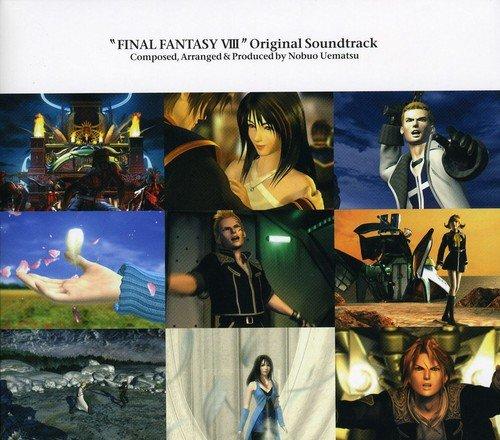 Price comparison product image Final Fantasy VIII Original Soundtrack