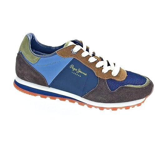 Pepe Jeans Verona W Room - Zapatillas Bajas Mujer Talla 39: Amazon.es: Zapatos y complementos