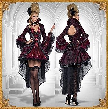 AI & NI de esmoquin negro disfraces de vampiros discoteca drag ...