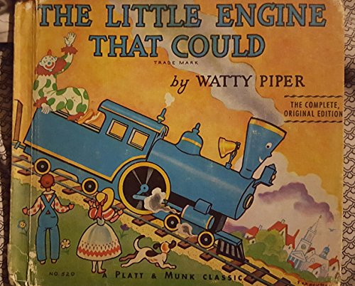 The Little Engine That Could,