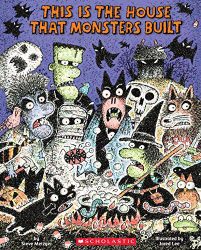 Book Cover: This Is the House That Monsters Built