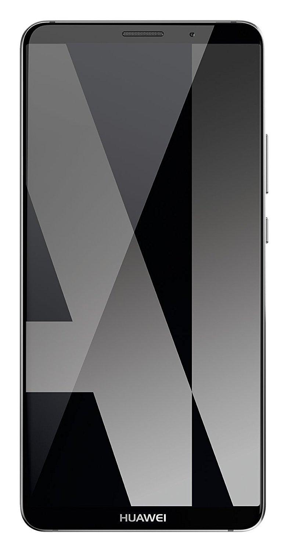 Huawei Mate 10Pro 15,24Cm (6Pulgadas) Smartphone Memoria (128GB, 6GB RAM, cámara 20MP, Android 8.0) Titanium Gris