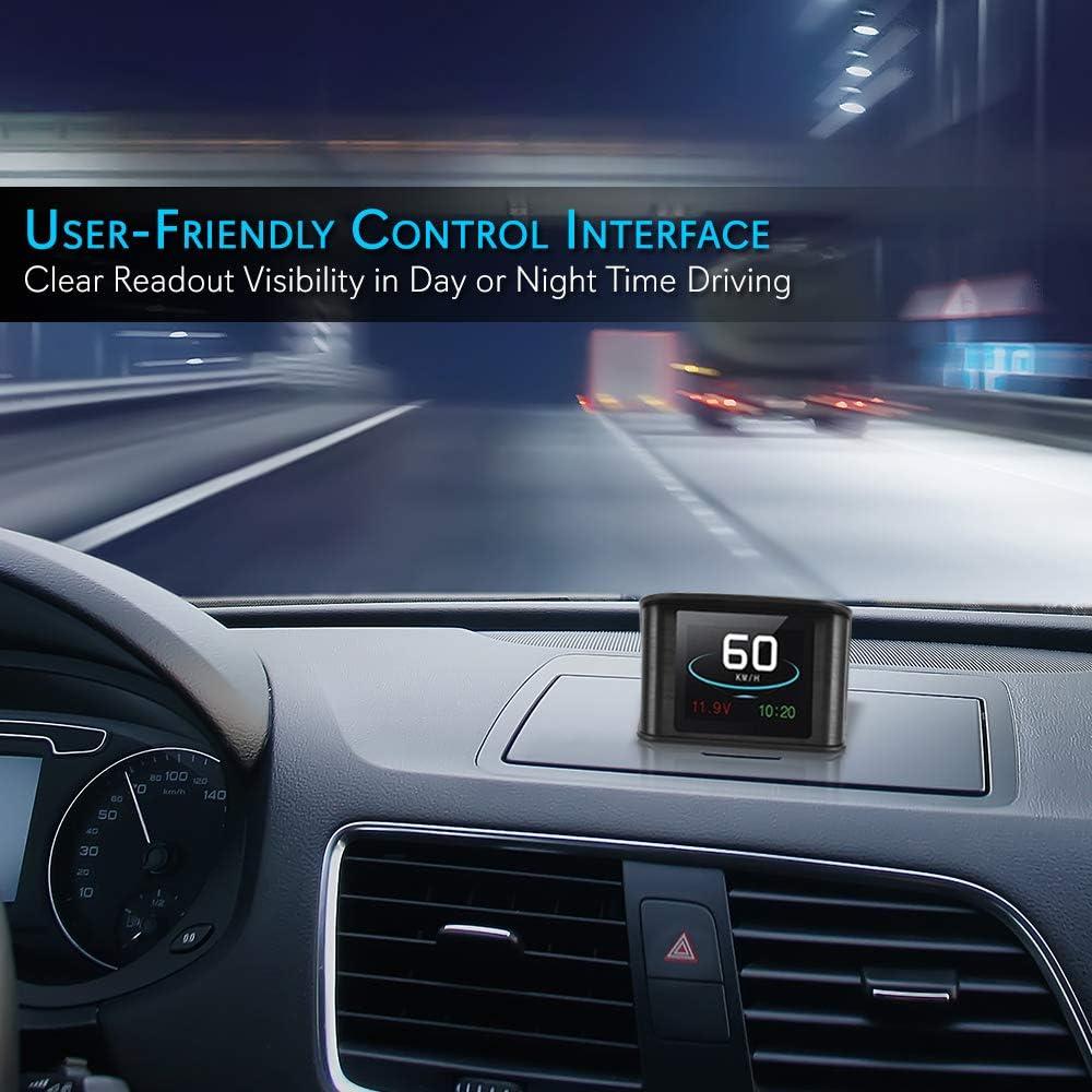 Universal Vehicle Smart HUD Display