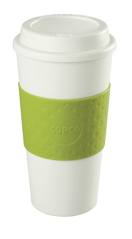 Copco Acadia Travel Mug, 16-Ounce, Green
