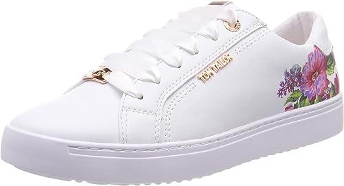 Tom Tailor Women's 6993203 Sneaker: Amazon.co.uk: Shoes \u0026 Bags