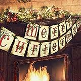 ORIENTAL CHERRY Merry Christmas Banner - Vintage