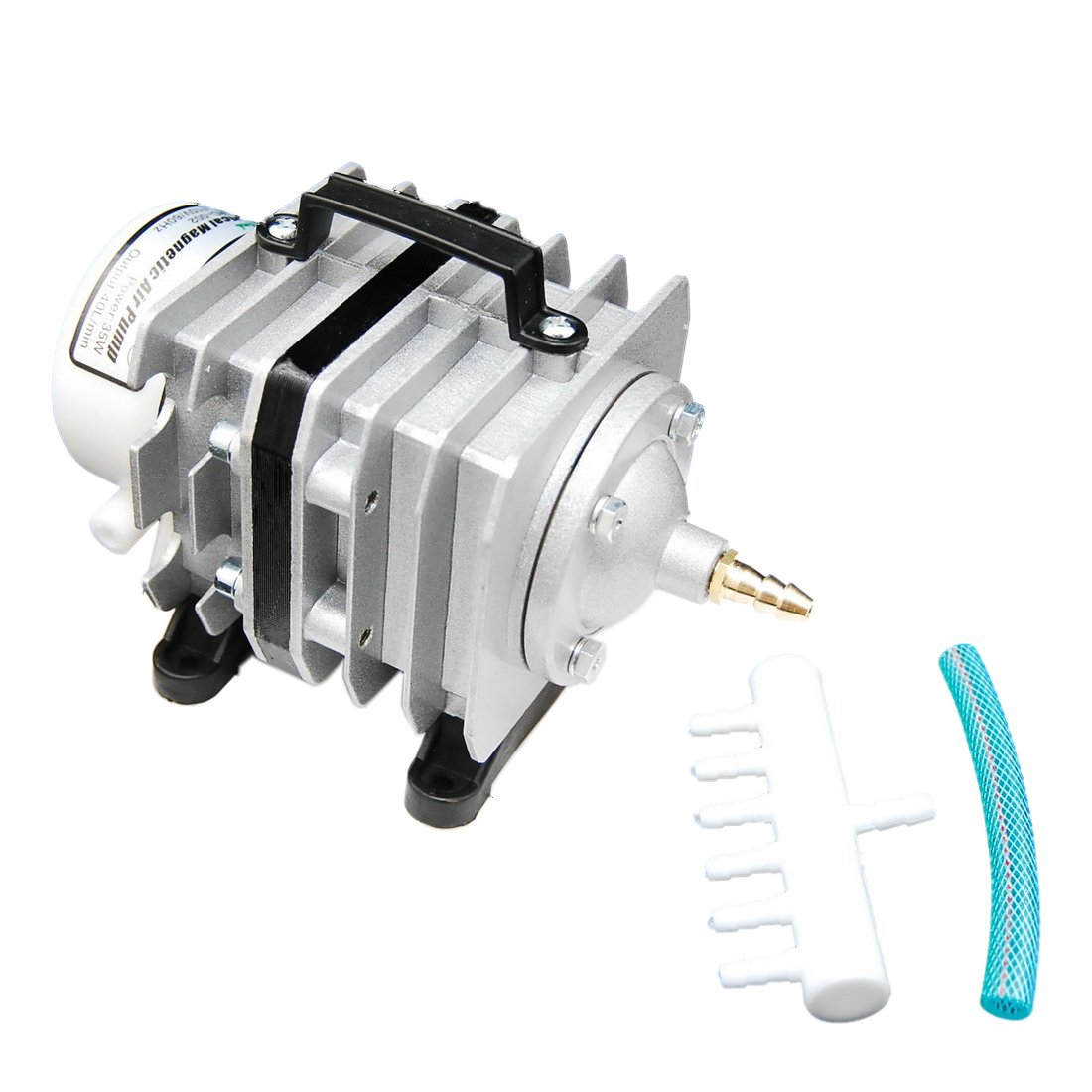 CNZ Commercial Air Pump 6 Outlets 40 L per Minute, 35W by CNZ