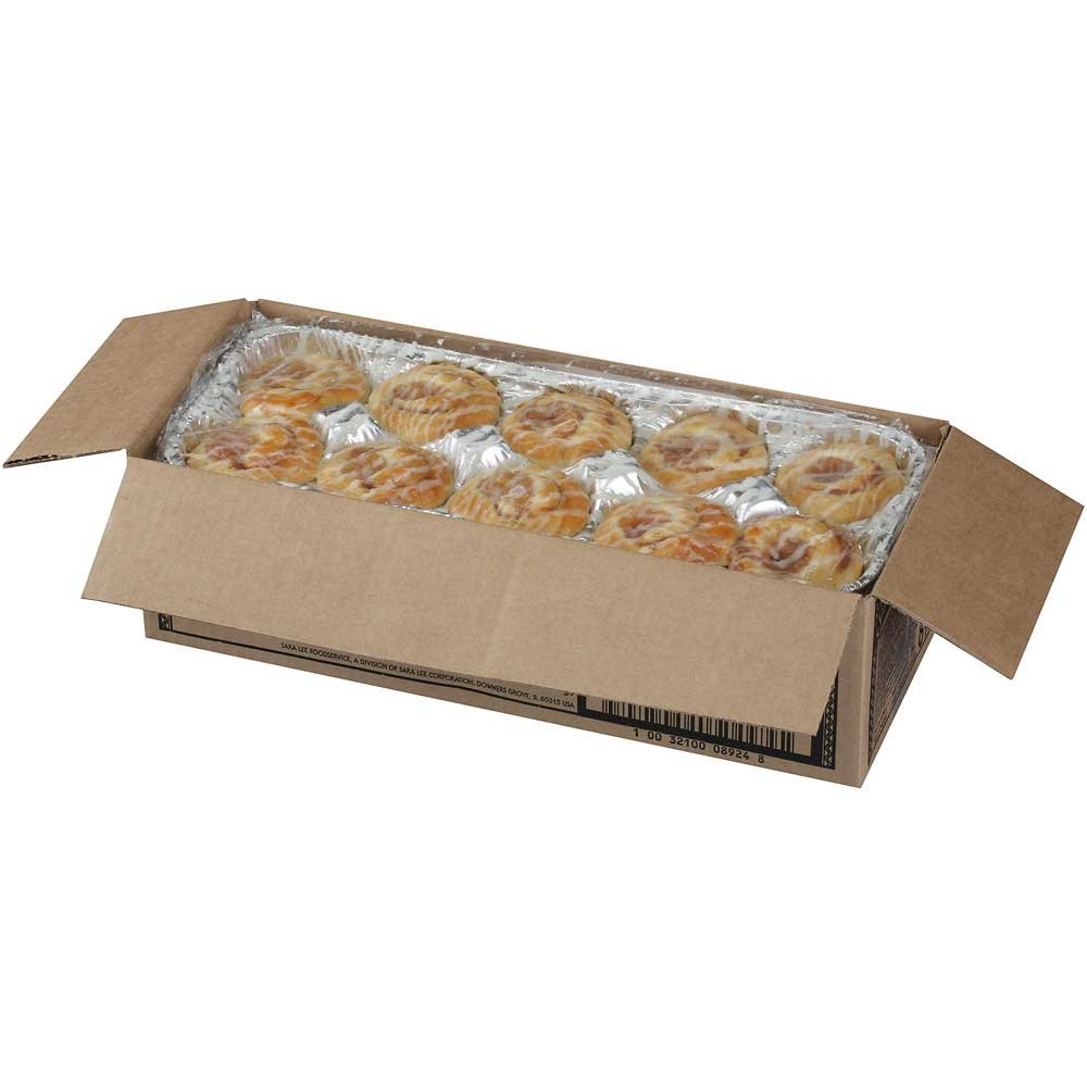 Chef Pierre Demi Danish - Variety Pack, 1.25 Ounce - 50 per case.