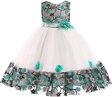 birthday outfit floral toddler dress kids clothing girls floral dress summer clothing floral baby girl dress summer clothing