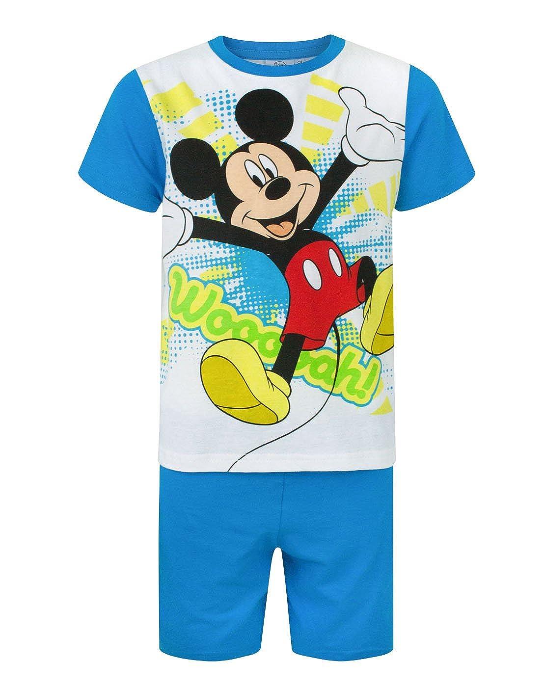 Mickey Mouse Woah Boys Pyjamas