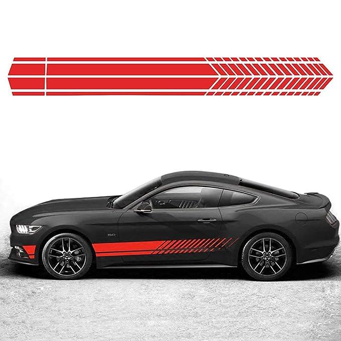 Amazon.com: YGMONER - Pegatina de vinilo para coche, diseño ...