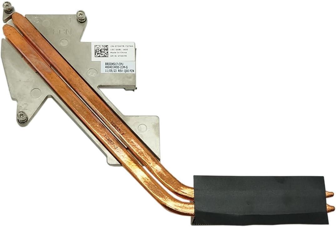 Dell Precision M6600 Processor CPU Heatsink TDK7R