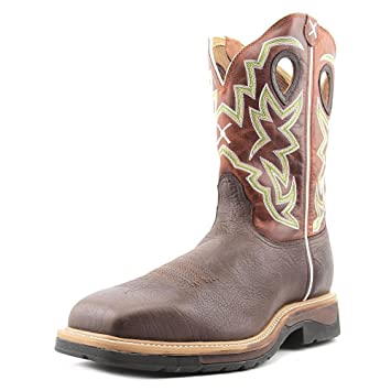Twisted X Boots MLCC005 Lite Cowboy Composite Toe Work Boot(Men's) -Tan/Tan Leather Cheap Best Store To Get Free Shipping Factory Outlet 6sh4C