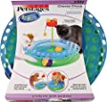 Petstages 736 Cheese Chase Cat Play Toy Track with Ball from Petstages