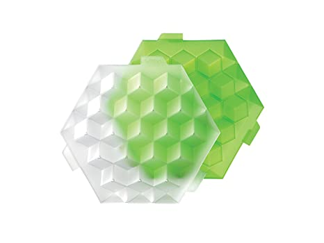 Amazon.com: Lekue – Cubitera, color verde: Kitchen & Dining