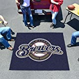 "Milwaukee Brewers Tailgater Rug 60""""72"""""