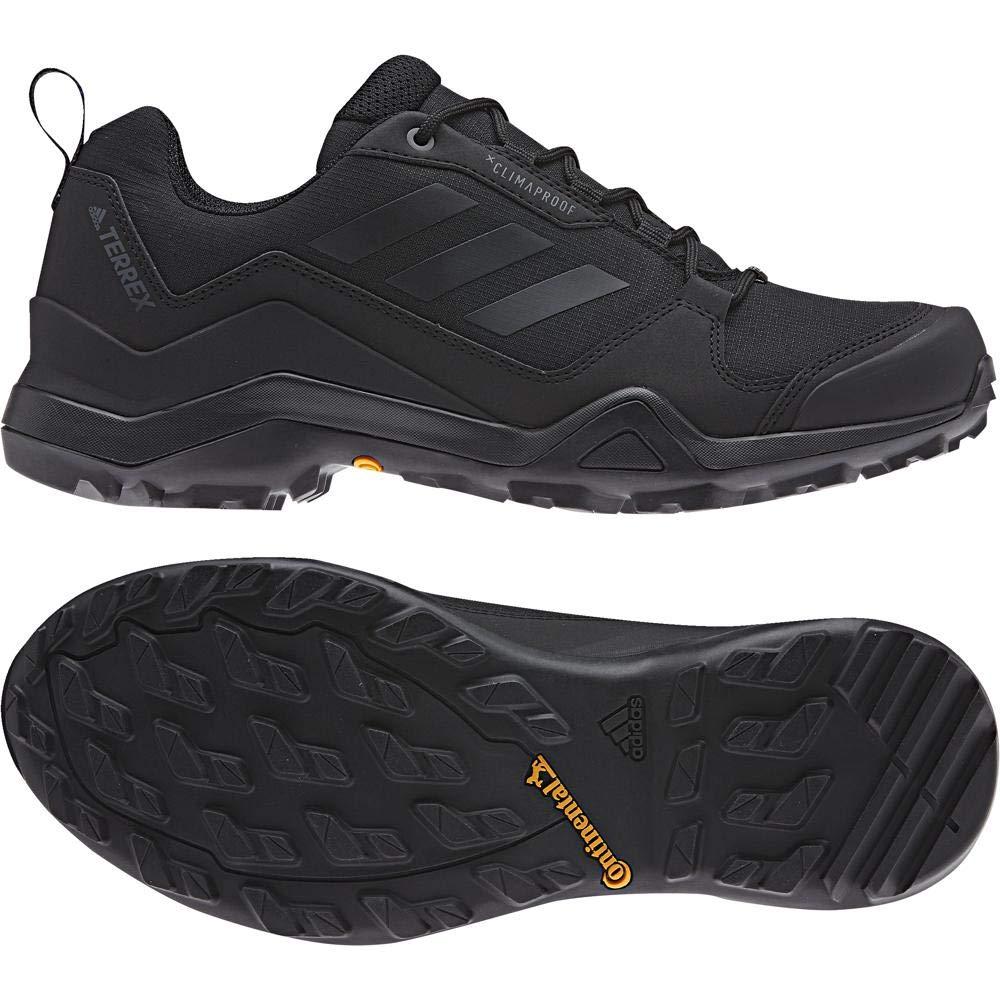 Noir (Cnoir voiturebon Cnoir Cnoir voiturebon) 45 1 3 EU adidas Terrex Swift Climaproof, Chaussures de Randonnée Basses Homme