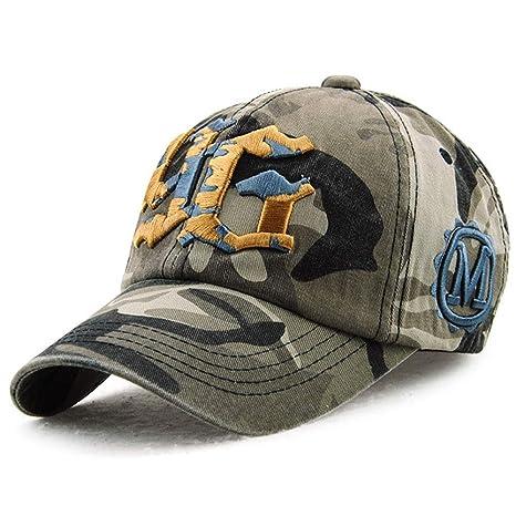 Yuqianqian Gorra Unisex de Sombreros de béisbol AjustableVintage ...