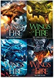 download ebook wings of fire collection tui t. sutherland 4 books set (the lost heir, the hidden kingdom, the dragonet prophecy, the dark secret) pdf epub