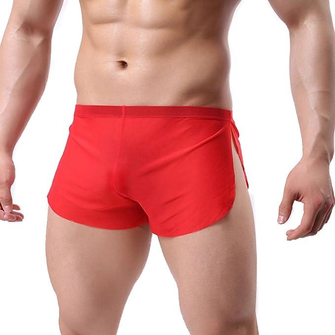 Männer Slips Party Sommer Freizeit Unterwäsche Niedrige Taille Stilvoll Tanga