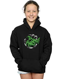 Disney Girls Nightmare Before Christmas Roll The Dice Hoodie