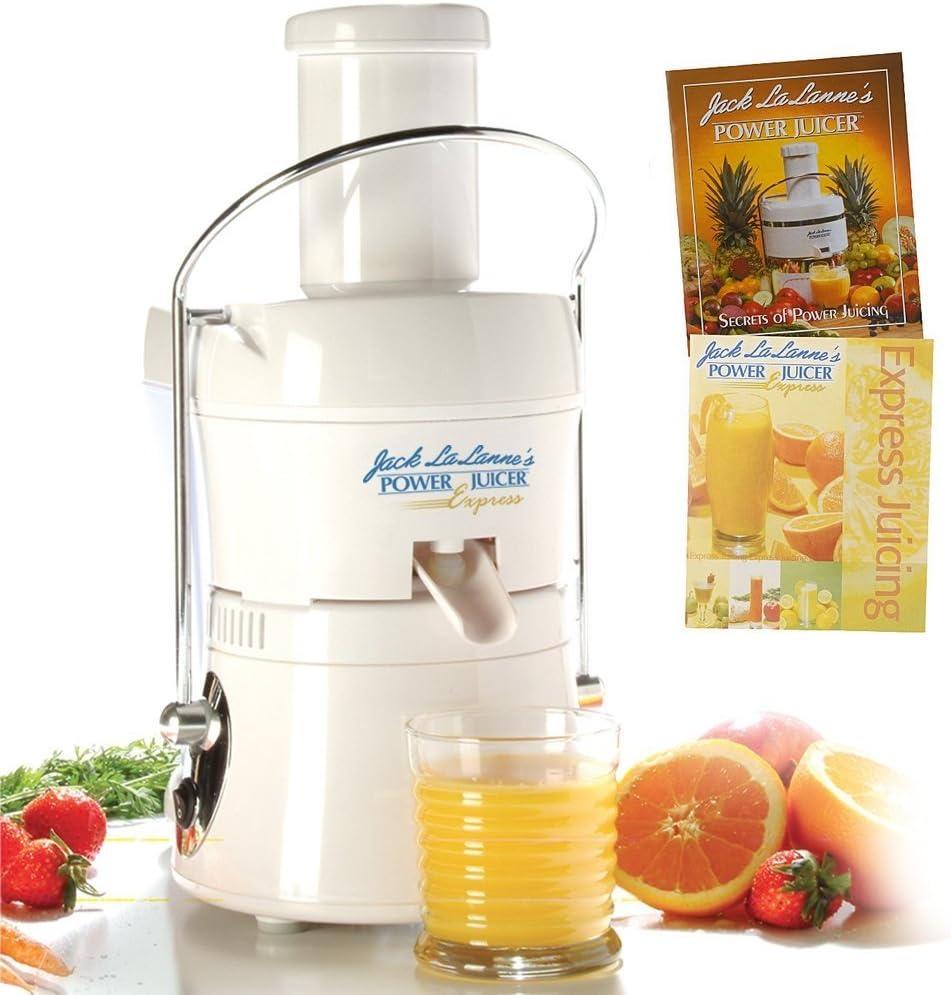 Jack LaLanne JLPJB Power Juicer Juicing Machine: Amazon.co