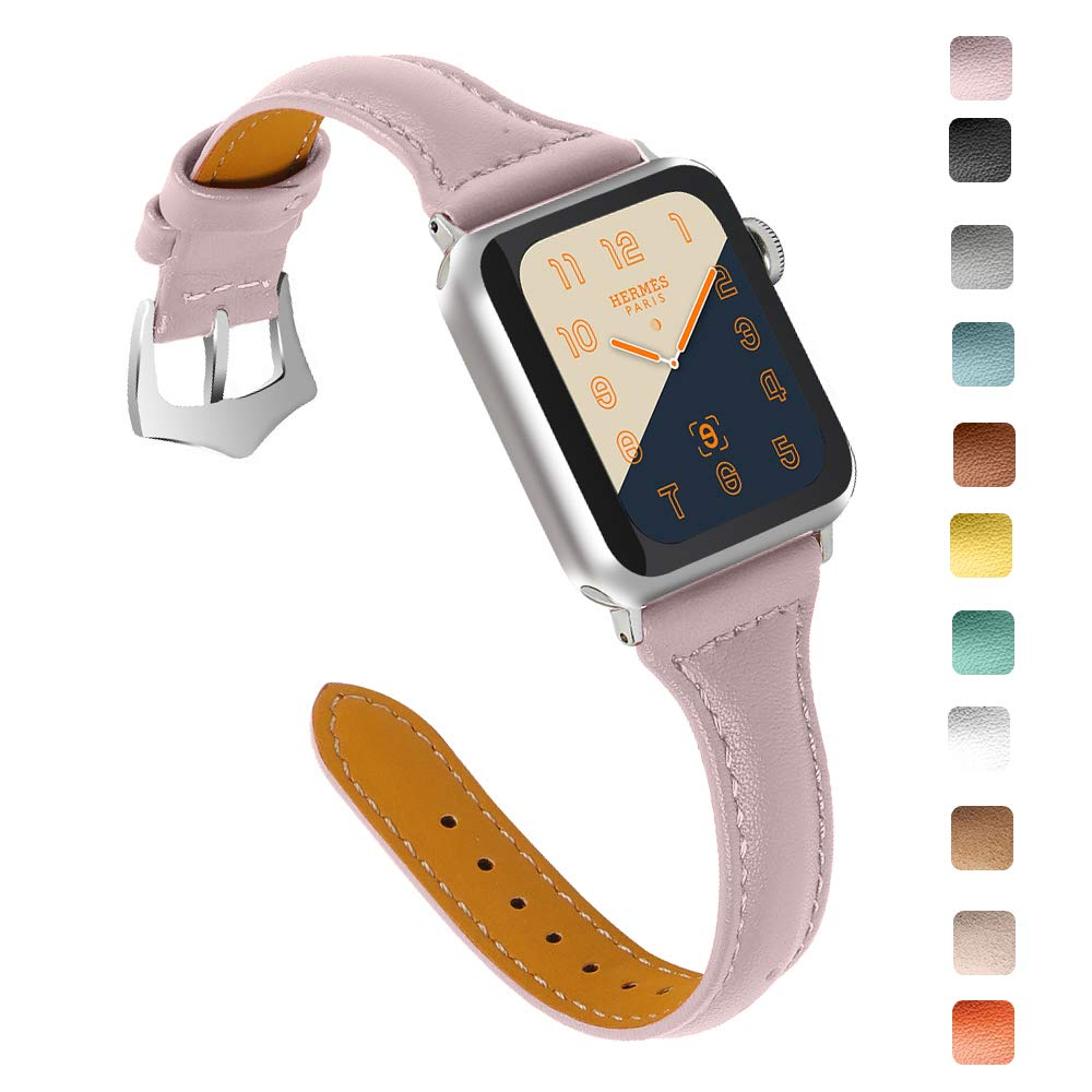 Malla Cuero para Apple Watch (38/40mm) OULUCCI [7D8ZJRHG]
