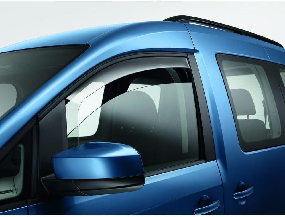 Volkswagen 2k0072193b Tür Windabweiser Vorn Rechts Links Rauchgrau Regenabweiser Auto