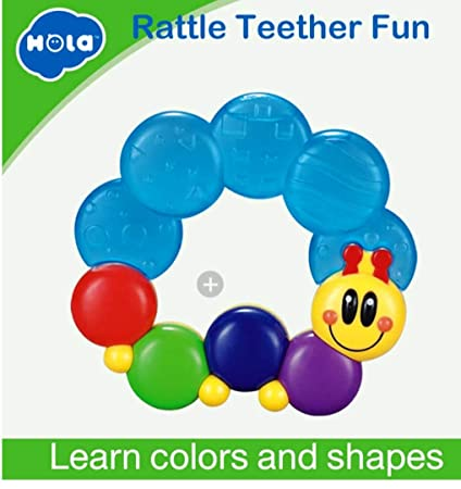 3ee92a078533a Buy Best Sterilized Water-Filled Caterpillar Baby Teether Teething ...