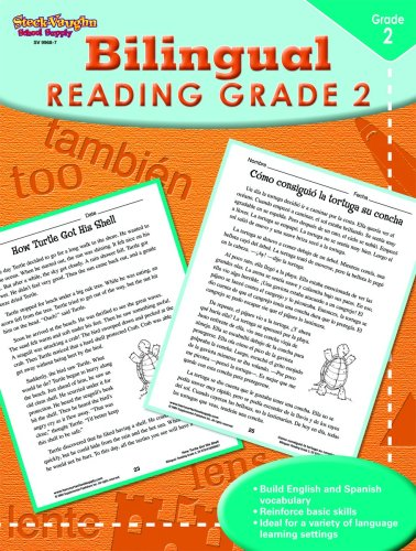 Steck-Vaughn Bilingual: Reproducible Reading Second Grade