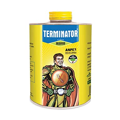 Pidilite Terminator Wood Preservative Solution For Termite Protection - 100 ml