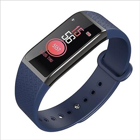 Fitness Tracker HR, rastreador de actividad con frecuencia cardíaca y monitor de presión arterial,