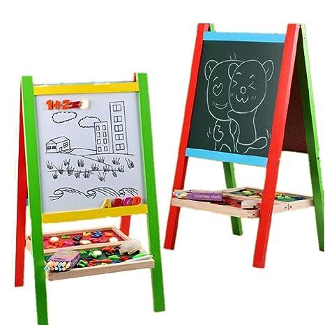 Tablero de dibujo infantil grande / infantil blanc Tablero ...