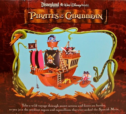 Disney Deluxe Mickey Mouse Pirates of the Caribbean