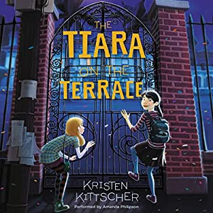 The Tiara on the Terrace Audiobook