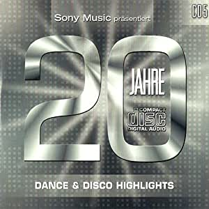 Dance Music [CD in Cardboard Sleeve] (Compilation CD, 15 Tracks)