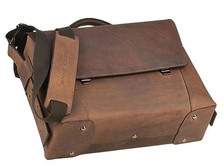 a77cae09ae0f6 Ruitertassen Lehrertasche Aktentasche 40cm Leder 3-Fächer Schultasche  Ranger  Amazon.de  Koffer