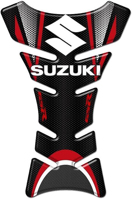 ADESIVI PARASERBATOIO TANKPAD RESINATO EFFETTO 3D ADESIVI-STICKER 3D compatible,samurai,