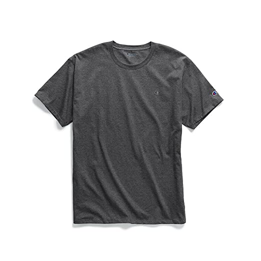 0496f1f3 Champion Mens Classic Jersey Tee (T0223) at Amazon Men's Clothing store: