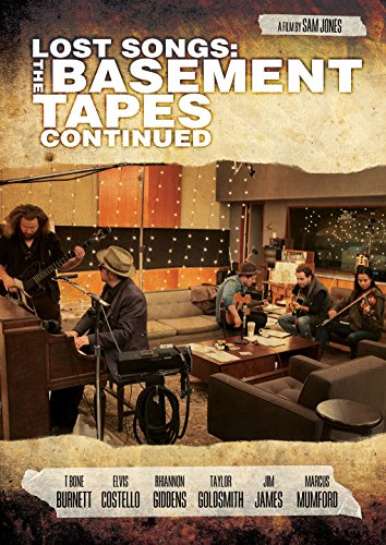 Lost Songs: The Basement Tapes Continued (Basement Dvd)