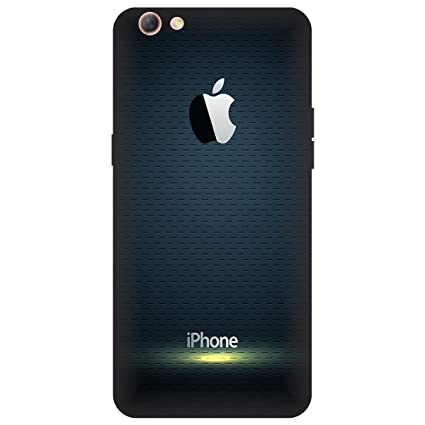 timeless design b6c3e 69724 MSC Apple Logo Hard Polycarbonate Designer Back Case: Amazon.in ...