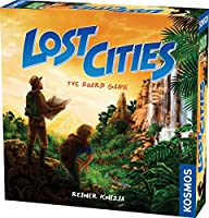 Thames & Kosmos Lost Cities-The Board Game