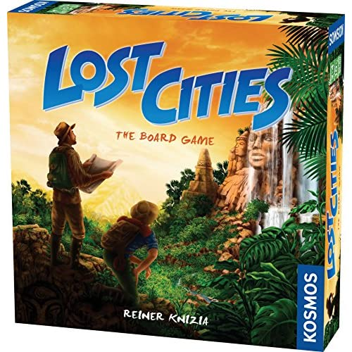 Lost Cities - The Board Game