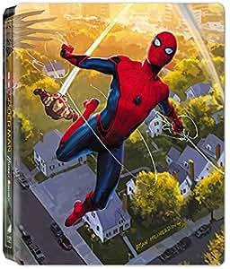 Spider-Man: De Regreso a Casa (Steelbook) [Blu-ray]
