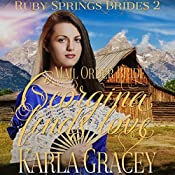 Georgina Finds Love: Ruby Springs Brides, Book 2 | Karla Gracey